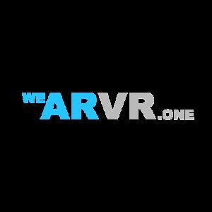 We ARVR.one logo - Etymon Singapore B2B copywriting and SEO services